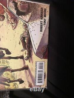 The Walking Dead # 2 Novembre Première Impression