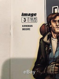 The Walking Dead # 3 (2003, Image) Vf Voir Toutes Les Photos De Hi-res Pour Condition