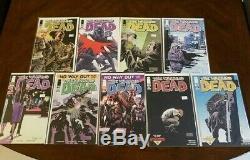 The Walking Dead # 3 Thru # 178 Près Ensemble Complet Tous Extras 255 Nm Plus Comics