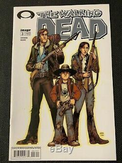 The Walking Dead # 3 (déc 2003, Image) Nm 9.4 Nice Copy