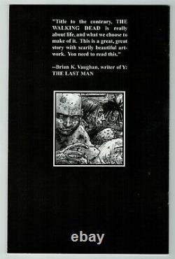 The Walking Dead 4 Image Comics 2004 Robert Kirkman Série Télévisée Amc