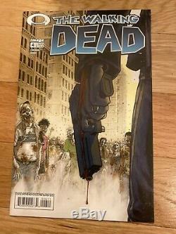 The Walking Dead # 4 Première Impression