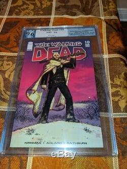 The Walking Dead 6 Livre Cgc (5) / Pgx (1) 10,19,27,53,100,108 All 1er App 9.6 / 9.8