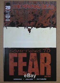 The Walking Dead # 97 98 99 100 101 102 Set Nm / Nm + 1er Negan 2e 2e 3ème Imprimer