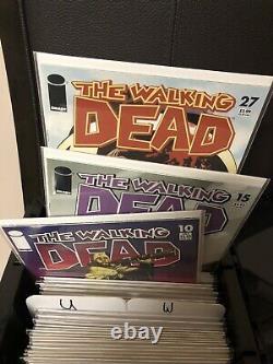 The Walking Dead Comic Book Collection/lot #1, #3-193 Presque Pleine Course