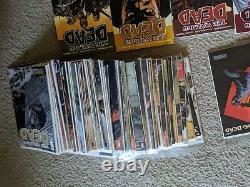 The Walking Dead Comic Série Complète De Lot # 1 # 193, # 113- # 1193