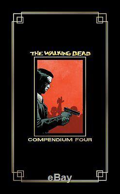 The Walking Dead Compendium 4 Relié (feuille D'or Version)