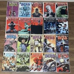 The Walking Dead Complete Comic Lot # 1-193