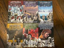 The Walking Dead Complete Set Vol 1-32 Livres Image Comics Tpb Lot