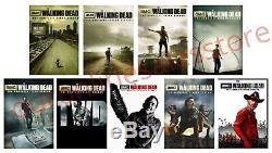 The Walking Dead DVD All Seasons 1-9 Complete Collection Set DVD Série Épisodes