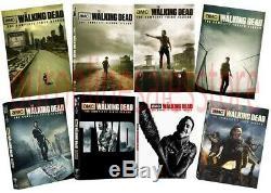 The Walking Dead DVD Toutes Les Saisons 1-8 Ensemble Complet De DVD Série Épisodes De La Série