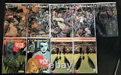 The Walking Dead Huge Lot 92 Comics Comprend #1 (réimpression) Vf/nm +167 (signé)