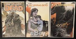 The Walking Dead Image De Bandes Dessinées Lot Questions 97-193 Et peu De Problèmes De Bonus