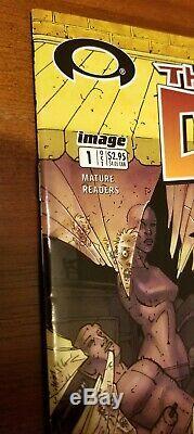 The Walking Dead Issue 1, La Première Impression, Signée Par Kirkman Et Moore (2003, Image)