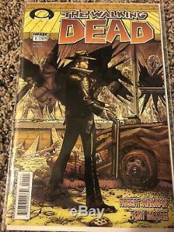 The Walking Dead Lot 1-193 Première Manche