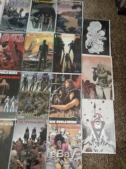The Walking Dead Lot Comic 35 Questions