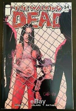 The Walking Dead Lot Comic 8-193 Première Impression D'un Jeu! Voir Toutes Les Photos! De Nombreuses Variantes