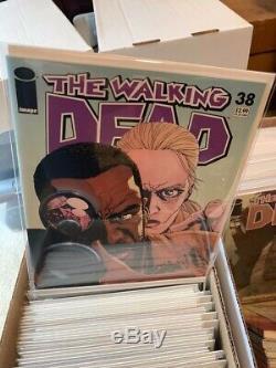 The Walking Dead Lot Comic (presque Plein Run!) - 202 Comics À Partir De Questions 1-193