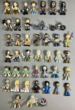 The Walking Dead Mystery Mini Lot