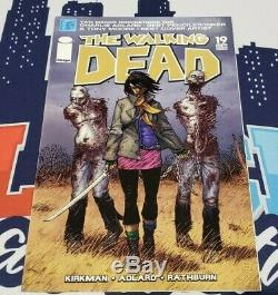 The Walking Dead N ° 19: Première Impression Image Bande Dessinée Mai 2005: 1ère Michonne