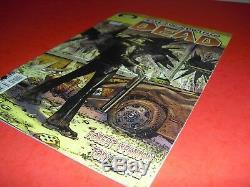 The Walking Dead N ° 1 D'amende À F / Vf Cond À Partir De Octobre 2003 Unrestored! Image A07