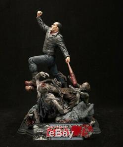 The Walking Dead Negan Comic Book Résine Deluxe Statue Mcfarlane Toys
