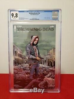 The Walking Dead Set # 192 & # 193 Cgc 9,8 Nm / Mt Dernière 2 Problèmes Image Comics