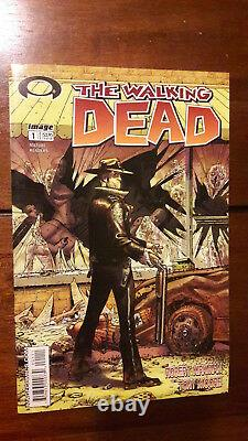 The Walking Dead Vol. 1 First Printing 2003, #1-4, 6-18, 20-23