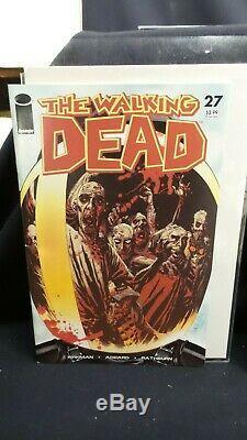 The Walking Dead (pleine Course!) - 154 Comics Des Numéros 1-193 (image Comics)