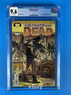 The Walking Lot # Questions Mort 1 193 (# 1 Cgc 9.6)