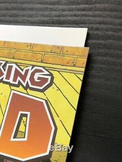 The Walking Morts # 1-94 Nm / Mt Près De La Menthe 1er Rick Grimes Amc