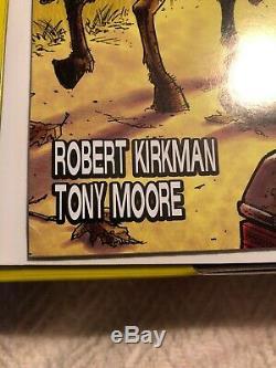 The Walking Morts # 1 Première Impression 2003 1er Rick Grimes Nm / Nm +