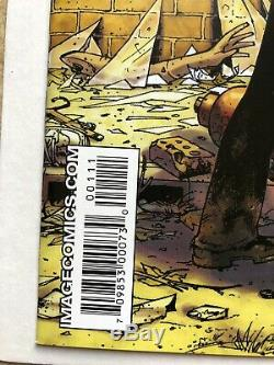 The Walking Morts # 1 Première Impression 2003 1ère Rick Grimes Possible 9.8 Nm / Mt