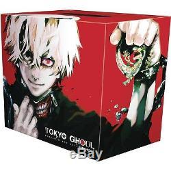 Tokyo Ghoul Coffret Complet Tpb Viz Manga Recueille Les 14 Volumes Tp Srp 150 $