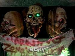 Topper De Machine À Sous Zombie Walking Dead
