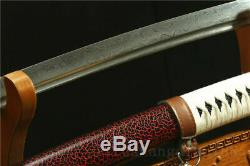 Tueur De Zombies Katana Zombie Killer De The Dead Dead Sword-michonne, Épée En Acier Pliée