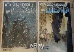 Walkind Morte Collection Comic 1-192 Tous 1st Imprime (toutes Les Questions De Walking Dead)