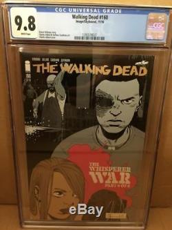 Walking Collection Complète Morte # 1 À # 193, Toutes Les Impressions 1er, Cgc Classé, + Plus