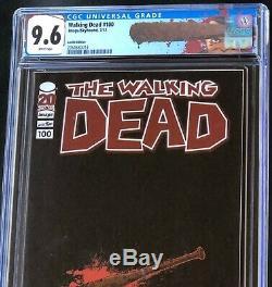 Walking Dead # 100 Cgc 9.6 Htf Lucille Édition Variant 1er Negan Image 2012