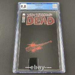 Walking Dead 100 Cgc 9.8 Lucille Variante! Première Apparition De Negan & Lucille