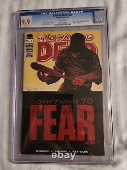 Walking Dead 100 Cgc 9,9. Menthe. Première Negan Et Lucille