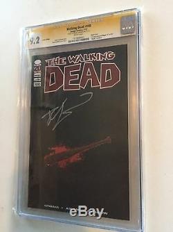 Walking Dead # 100 Édition De Lucille Cgc 9.2 Ss (kirkman) 1ère Negan Et Lucille