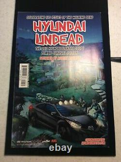 Walking Dead # 100 Lucille Variant No Autograph Rares 09.04 À 09.06 Morts-vivants