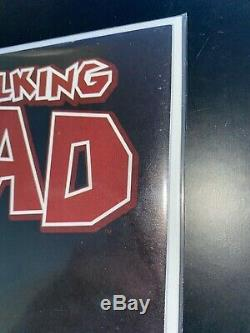Walking Dead # 100 Lucille Variante Unsigned Extrêmement Rare