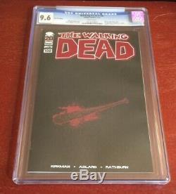 Walking Dead # 100 Red Foil Cgc 9.6 De Robert Kirkman Et Charlie Adlard