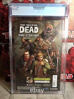 Walking Dead # 193 Variant Cgc 9.9