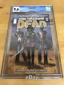 Walking Dead # 19 1er Michonne Cgc 9.6 Blanc Amc Hot Prix