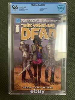 Walking Dead #19 Cbcs 9,6