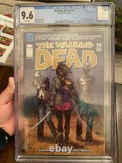 Walking Dead 19 Ccg 9,6 Pages Blanches Premier Numéro Pivot De Michonne