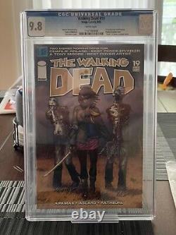 Walking Dead 19 Ccg 9,8, 1ère Application De Michonne